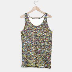 "Toni F.H Brand ""Alchemy Colors#N28"" #tank #top #tanktop #fashionforwomen #shoppingonline #shopping #fashion #clothes #tiendaonline #tienda #vestidos #compras #moda #comprar #modamujer #ropa"