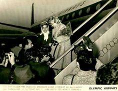 Simone siniore Greece Olympic Airways