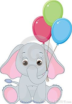 Risultati immagini per fondos cute elephant Elephant Quilt, Elephant Applique, Elephant Art, Happy Elephant, Cute Baby Elephant, Elephant Baby Showers, Elephant Colour, Colorful Elephant, Moldes Para Baby Shower