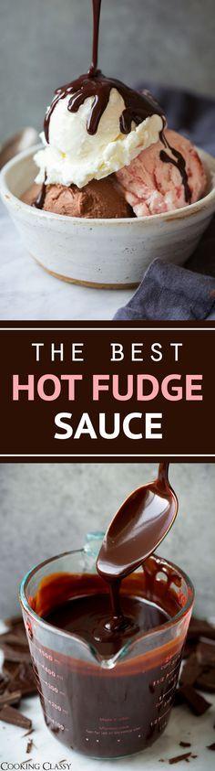 Hot Fudge Sauce