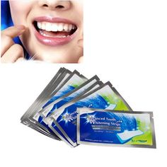 14Pairs New Teeth Whitening Strips Gel Care Oral Hygiene Clareador Dental Bleaching Tooth Whitening Bleach Teeth Whiten Tools BO #Affiliate http://getfreecharcoaltoothpaste.tumblr.com
