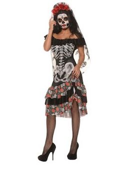 Halloween Mariachi Costume Soft Baby One Piece