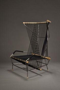 Astrid Tolnov Larsen - Tråd Chair