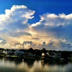Sunrise Collington harbor NC