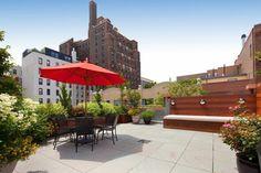 rooftop landscape design nyc