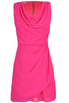 Pink for the wedding? Type 1, Wal G, Las Vegas Weddings, Draped Dress, Cowl Neck, Party Dress, Photos, High Neck Dress, Formal Dresses