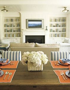 Nancy Meyers' Living Room