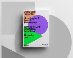 Poster Designs 2016 on Behance