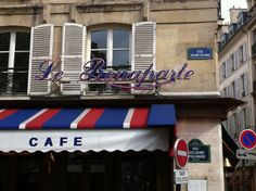 Le Bonaparte #parijs    Ontzettend lekker eten!