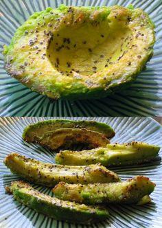 Caramelized Avocado