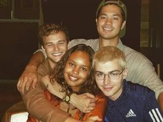 """Selena Gomez And The """"13 Reasons Why"""" Cast Got Powerful Matching Tattoos"""