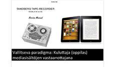 Tieto- ja viestintätekniikan luento opettajaopiskelijoille!