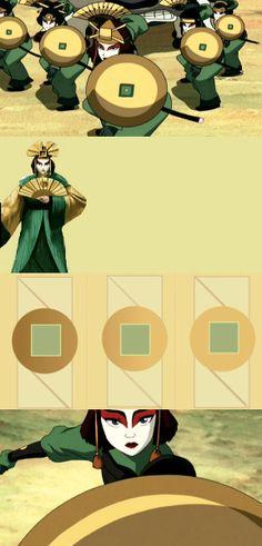 Kiyoshi Warriors Avatar Kyoshi, Korra Avatar, Team Avatar, Avatar The Last Airbender, Suki And Sokka, Kyoshi Warrior, Avatar Cosplay, Fire Nation, Cartoon Shows