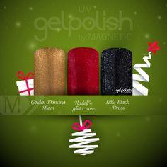 New! Magnetic Gelpolish Colors