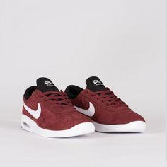 0932c46cb Las zapatillas de skateboard Nike SB Air Max Bruin Vapor para hombre  modernizan un perfil clásico
