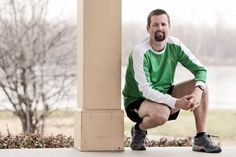 Cystic fibrosis can't defeat marathon runner Mike Burke