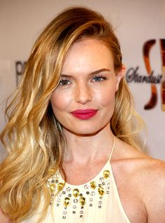 One side wavy - Kate Bosworth