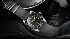 """One-Of-A-Kind Tudor Heritage Black Bay To Be Part Of Only Watch 2015 Auction - """"This is a very rare chance to own a modern piece unique Tudor watch, a one-of-a-kind Tudor Heritage Black Bay One. The Only Watch 2015 charity watch auction is coming to Geneva this year on November 6th, 2015..."""""""