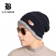 Cheap beanie mens, Buy Quality beanie hat pattern directly from China beanie hat Suppliers:              New Brand Beanies Skullies Ski Winter Hat Knitted Caps Winter Hats For Men Women Sports Cap Warm Touc