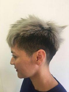 Jenny's haircut