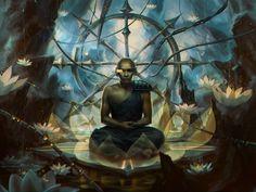 Maitreya by anotherwanderer.deviantart.com on @deviantART