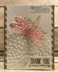 SUO Challenge #166 – Embossing of all Kinds!