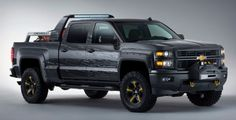 "Pick your nightmare - Alien invasion, zombie apocalypse, or even government shutdown - Chevy has got you covered with the Silverado Black Ops Concept. According to Chevy, this ""survival kit on four wheels"" is equipped with everything you would need to ride out the aforementioned unpleasantries. …"