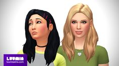 Have this little 90s inspired mini hair pack! I don't think I remember the last time I uploaded a female hair   Whats in the box:     The hair, of course. Comes in 18 EA colors as usual. Is hat compatible.    Bobby pin accessories. 8 swatches, only works with the Nineties Babe hair. Found in the Rings category.    A simple choker, 1 swatch. Found in necklaces.    Enjoyyyyyyy and message me if there's any issues!  ⬇DOWNLOAD     If you like my custom content and want to support me, feel…