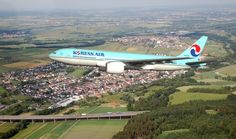 Boeing 777-800 Korean Airlines 50$ #aircraft #3D #boeing