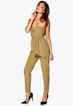 Make Way Melanie Jumpsuit Olive green Make Way, How To Make, Olive Green, Jumpsuits, Shopping, Dresses, Fashion, Velvet, Scale Model