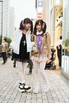 ストリートスナップ原宿 - mim/mamさん | Fashionsnap.com