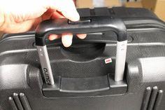 Koffertest von Danny zum großen SECURO Solid One.