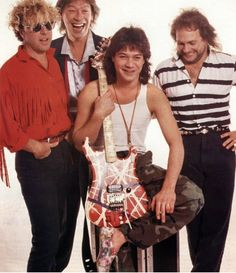 Van Halen 2, Alex Van Halen, Eddie Van Halen, Van Hagar, David Lee Roth, Old School Music, Soundtrack To My Life, Sing To Me, Prince Charming