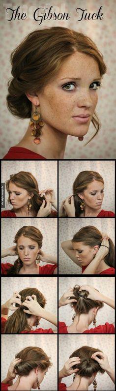 Frisurenvielfalt