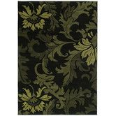 Found it at Wayfair - Contours Orleans Green Rug