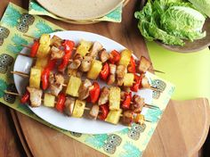A flavorful and low-fat recipe for cook outs and grilling.
