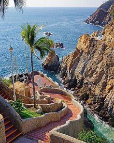 Acapulco, Mexico. Follow us @SIGNATUREBRIDE on Twitter and on FACEBOOK @ SIGNATURE BRIDE MAGAZINE