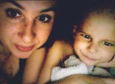 Maya Thompson began a blog after her son Ronan's cancer diagnosis.