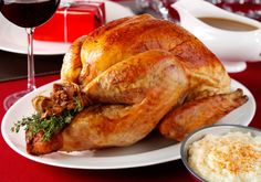 It would be strange without one on Christmas Day! Whole Turkey Recipes, Chicken Recipes, Meat, Christmas, Foods, Nice, Xmas, Food Food, Weihnachten