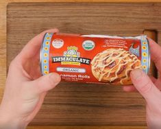 Drop 2 tubes of cinnamon rolls into a slow cooker for a treat so good it's dangerous Sweet Breakfast, Breakfast Dessert, Dessert For Dinner, Breakfast Recipes, Snack Recipes, Breakfast Casserole, Cinnamon Roll Dough, Cinnamon Roll Casserole, Cinnamon Rolls