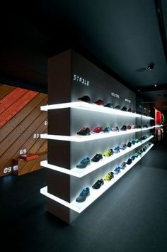 NIKE Pop-up | Fuel Station at Boxpark by Millington Associates
