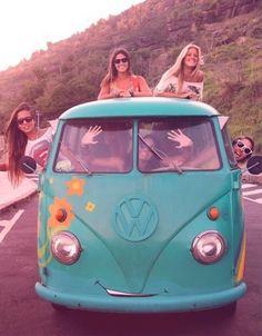 kombi hippie tumblr - Pesquisa Google