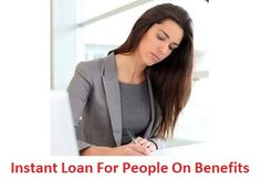 #InstantLoanForPeopleOnBenefits are completely online based financial scheme. Through this monetary deal you can acquire the quick money without undergo any lengthy documents verification procedure and sort out all your fiscal worries on time. www.instantloansforpeopleonbenefits.co.uk