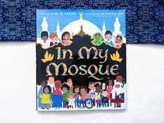 M. O. Yuksel's beautiful text celebrates the joys and traditions found in every mosque around the world and is brought to life with stunning artwork by New York Times bestselling illustrator Hatem Aly (Yasmin series, The Proudest Blue, The Inquisitor's Tale). The book also includes backmatter with an author's note, a glossary, and more information about many historical and significant mosques around the world. 📸 @asianlitforkids