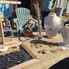 Craft fair in California ☀️