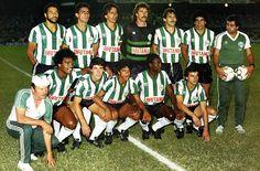 Coritiba Campeão do Brasil em 1985