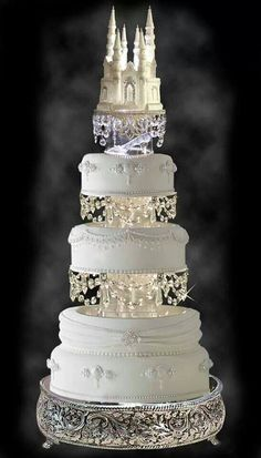 Unique wedding cake  #wedding #cake