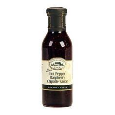 Robert Rothschild Farm Hot Pepper Raspberry Chipotle Sauce...made in ...