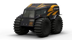 Most Extreme All-Terrain Vehicles On The Planet
