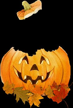 halloween - Page 7 Fröhliches Halloween, Halloween Pictures, Holidays Halloween, Halloween Pumpkins, Halloween Decorations, Christmas Lyrics, 3d Christmas, Gifs, Poinsettia